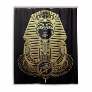 Egypt Pharaoh Shower Curtain