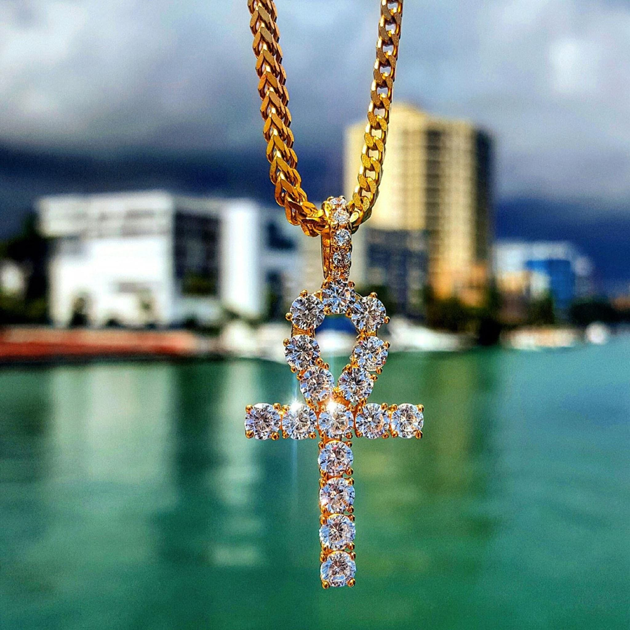 Egyptian Ankh Life Necklace That Ankh Life