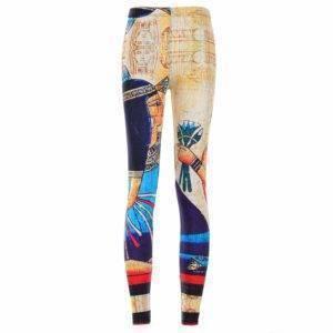 Kemetic Egyptian Yoga Pants