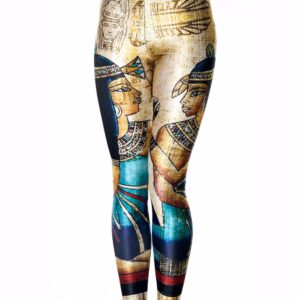 Kemetic Egyptian Yoga Pants