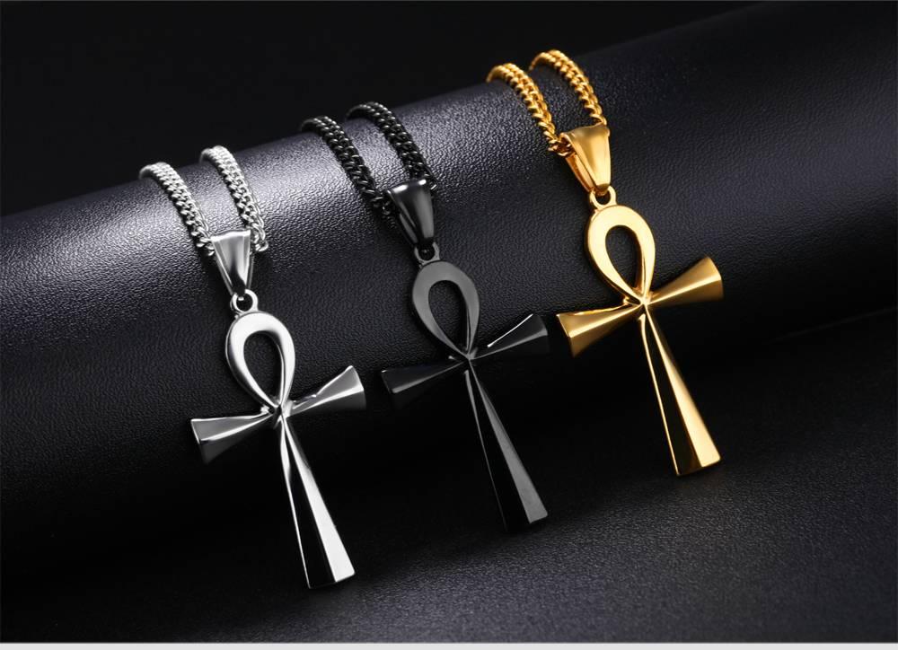Fashion Ankh Necklaces That Ankh Life