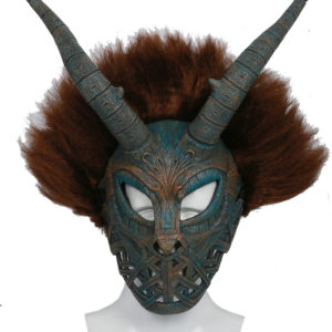 Killmonger Black Panther Mask