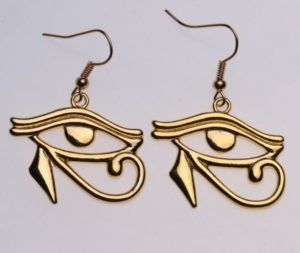 Ancient egyptian and african ankhs, clothing, necklaces, and other jewelry