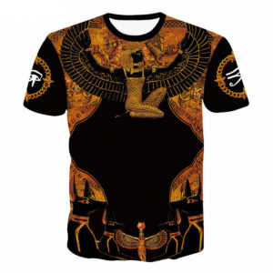 Kemetic God maat Shirt