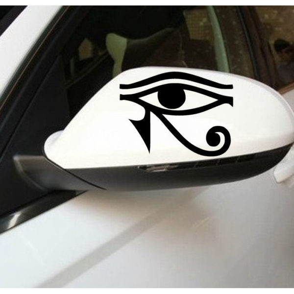 Eye Of Ra Horus Wall Or Car Bumper Sticker